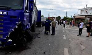 Σοκάρουν οι εικόνες από το θανατηφόρο τροχαίο στα Φίχτια Αργολίδας (pics)