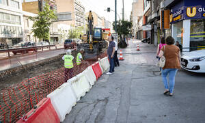 Κυκλοφοριακό χάος στη Συγγρού: Γιατί έπρεπε να γίνουν τώρα τα έργα; - Τι απαντά η Περιφέρεια