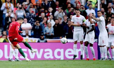 Nations League: Ο «μύθος» Κριστιάνο Ρονάλντο πήγε την Πορτογαλία στον τελικό