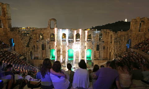 Το «πράσινο φως» πήρε από το ΚΑΣ το φθινοπωρινό πρόγραμμα των εκδηλώσεων στο Ηρώδειο