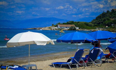Καιρός τώρα: Με άνοδο της θερμοκρασίας και μπόρες η Πέμπτη - Για παραλία το Σαββατοκύριακο (pics)