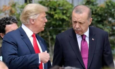 Όλη η Αμερική εναντίον του Ερντογάν… εκτός από τον Τραμπ