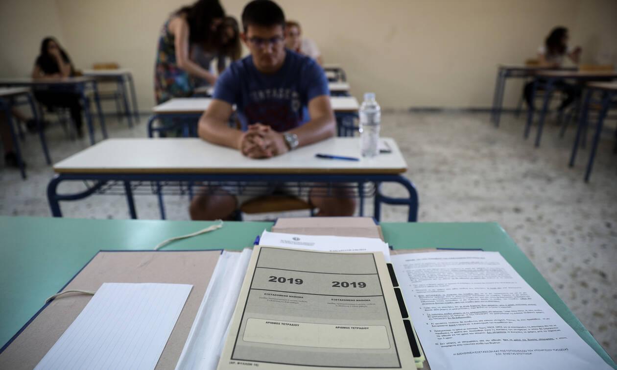 Πανελλήνιες 2019 - ΕΠΑΛ: Άρχισαν οι εξετάσεις - Θέματα και απαντήσεις σε Νεοελληνική Γλώσσα - Έκθεση