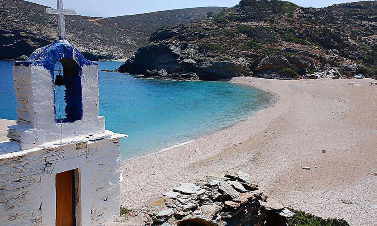 Άνδρος: Γνωρίστε τις μαγευτικές παραλίες της (pics)