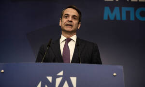 Reconstruction of Greece's fire-prevention plan to be a priority of ND government, Mitsotakis says