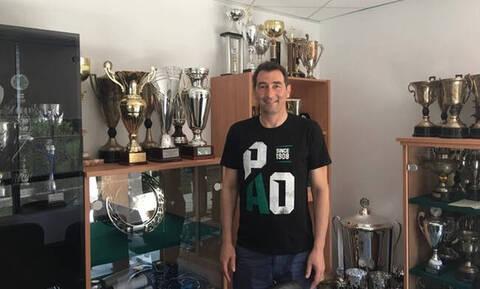 Συνεχίζει για έκτη χρονιά στον Παναθηναϊκο ο Ανδρεόπουλος