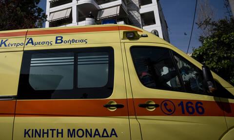 Τραγωδία στη Λάρισα: Του έκοψε η φρέζα το πόδι - Αγώνας δρόμου για να σωθεί