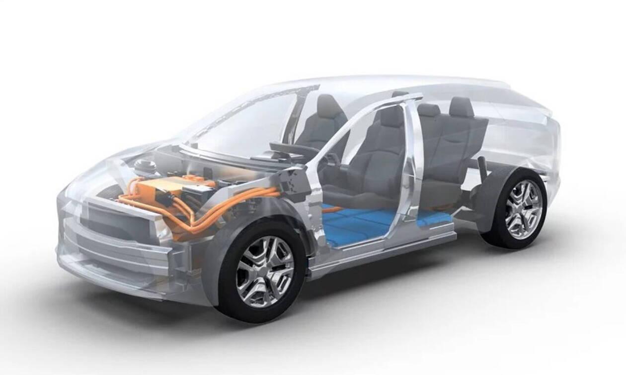 H Toyota και η Subaru θα συνεργαστούν στην ηλεκτροκίνηση