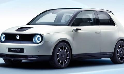 Τι δεν θα έχει το πρώτο ηλεκτρικό Honda;