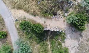 Αυτή είναι η αρχαιότερη γέφυρα της Ευρώπης και βρίσκεται στην Ελλάδα