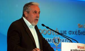 Πέθανε ο πρώην βουλευτής της ΝΔ Γιάννης Μανώλης