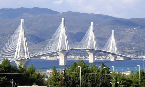 Προσοχή! Κυκλοφοριακές ρυθμίσεις στην Γέφυρα Ρίου-Αντιρρίου