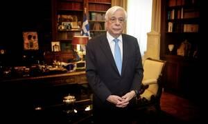 Παυλόπουλος: «Eίμαστε υπέρμαχοι της ειρήνης και της φιλίας μεταξύ των λαών»