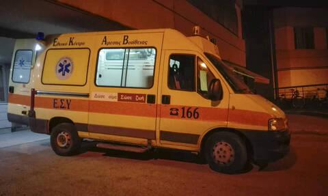 Τραγωδία στη Φθιώτιδα: Έπεσε με το αυτοκίνητο στον γκρεμό