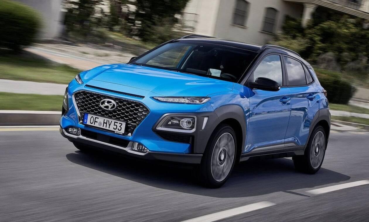 Το Hyundai Kona μετά από ηλεκτρικό γίνεται και υβριδικό