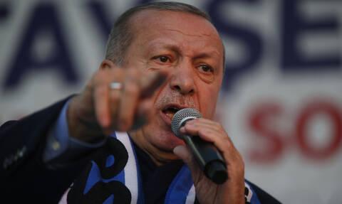 Προκαλεί ο Ερντογάν ενόψει εκλογών: «Είναι Ιστανμπούλ, όχι Κωνσταντινούπολη»