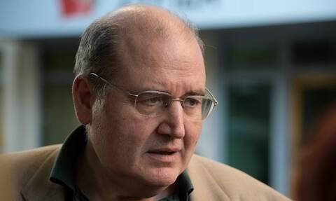 Φίλης για Βενιζέλο: «Ακατανόητη η απόφαση της Φώφης»