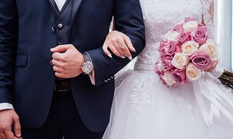 Επικό βίντεο: Δείτε πώς πήγε στον γάμο ο γαμπρός