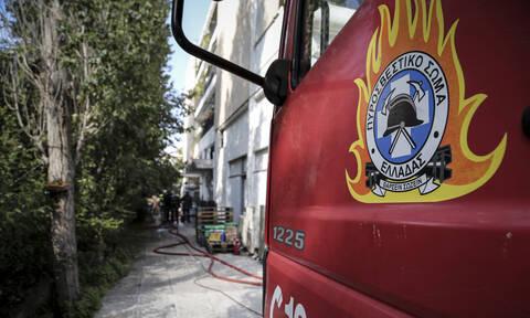 Τραγωδία στην Καβάλα: Νεκρός άνδρας από πυρκαγιά σε διαμέρισμα