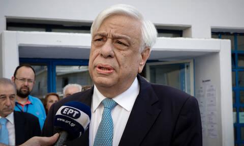 Παυλόπουλος σε Τουρκία: Είμαστε αποφασισμένοι και ανυποχώρητοι να υπερασπισθούμε τον πολιτισμό μας