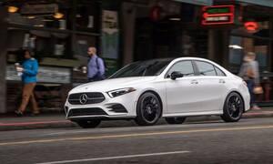 Η νέα Mercedes A-Class Sedan, το πιο αεροδυναμικό αυτοκίνητο του κόσμου, ξεκινά από 28.230 ευρώ