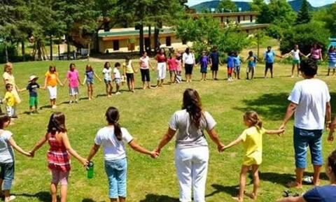 Παιδικές κατασκηνώσεις:  Από αύριο (10/6) οι αιτήσεις για τους φορείς του ΕΦΚΑ