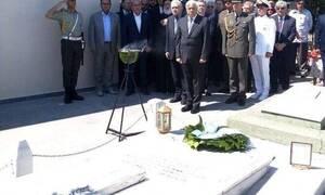 Παυλόπουλος από Κρήτη: «Τα ναζιστικά και φασιστικά μορφώματα δεν θα περάσουν»