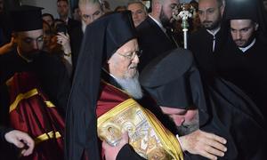 Μέρα λαμπρή στη Χάλκη: Νέος Ηγούμενος στην Ιερά Πατριαρχική και Σταυροπηγιακή Μονή Αγίας Τριάδος