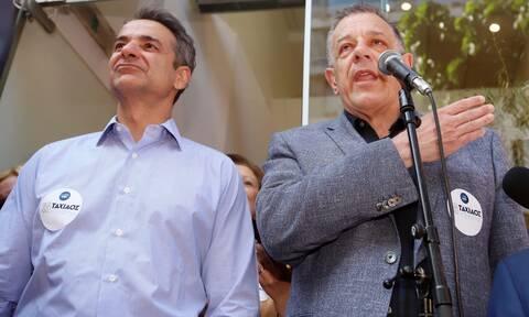 Τι είπαν Ταχιάος – Μητσοτάκης: Η επόμενη μέρα στη Θεσσαλονίκη, ο Ζέρβας και το ψηφοδέλτιο της ΝΔ