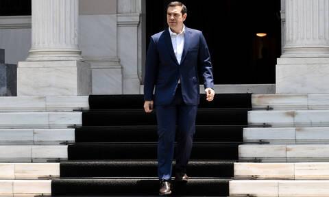 Αλέξης Τσίπρας: Πρώτα στον Παυλόπουλο και μετά ανακοίνωση του προγράμματός του (vids)