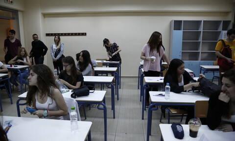 Πανελλήνιες 2019: Με Αρχαία και Μαθηματικά συνεχίζονται οι Πανελλαδικές εξετάσεις 2019