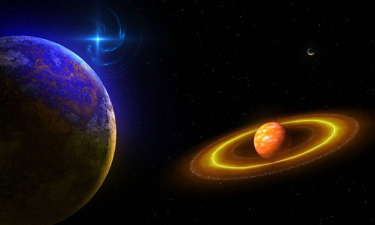 Ετοιμαστείτε για «βαφτίσια»: Η Ελλάδα θα δώσει όνομα σε εξωπλανήτη και στο άστρο ΗΑΤ-Ρ-42