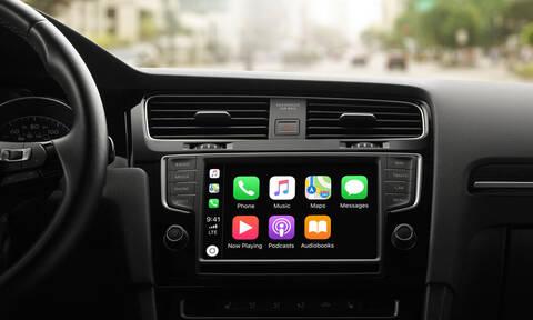 H Apple ανακοίνωσε νέα έκδοση του CarPlay