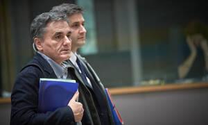 Eurogroup: «Αντίο» με παράπονα στον Ευκλείδη Τσακαλώτο