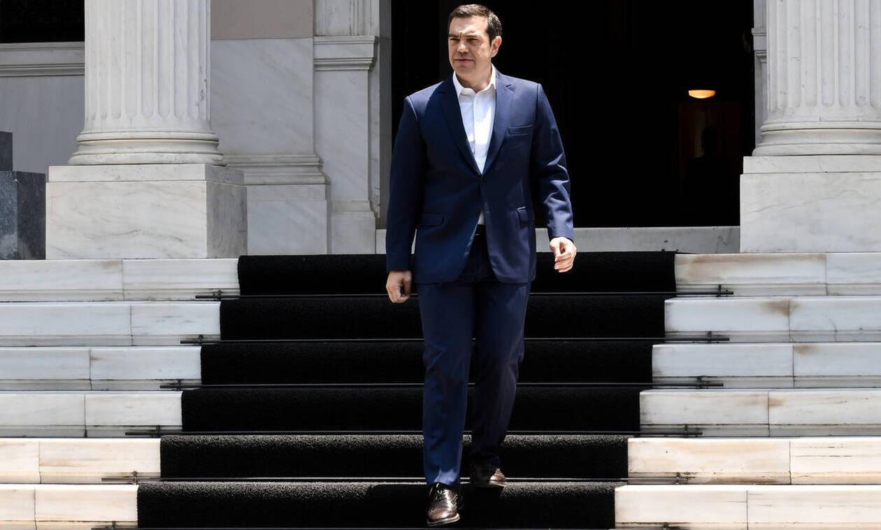 PM Tsipras to meet President Pavlopoulos to announce elections
