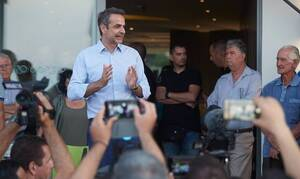 Mitsotakis: The people asked Tsipras to go to elections