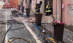 Ρώμη: Έκρηξη στην Ρόκα ντι Πάπα - Μεταξύ των τραυματιών και τρία παιδιά