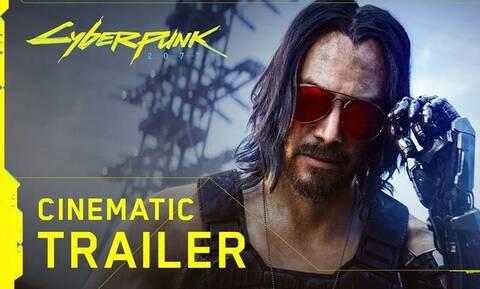 Ε3 2019 - Cyberpunk 2077: Έρχεται το παιχνίδι της χρονιάς με... Keanu Reeves! (video)