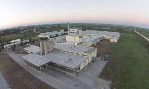 Πρωτοβουλία Περιφέρειας για τη διάσωση του εργοστασίου «Γάλα Βλάχας» στο Πλατύ Ημαθίας