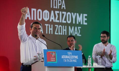 Τσίπρας: Δικαιούμαστε να κυβερνήσουμε χωρίς τα χέρια δεμένα πίσω από τη πλάτη