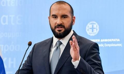 Τζανακόπουλος:« Ή θα κάνουμε το αποφασιστικό βήμα προς τα μπρος ή θα γυρίσουμε πίσω»