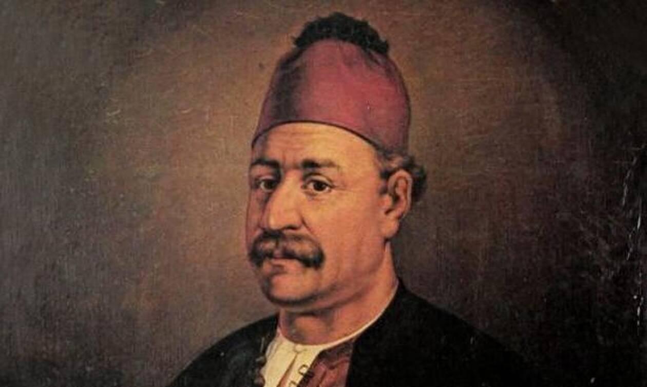 Σαν σήμερα το 1835 πεθαίνει ο Ανδρέας Μιαούλης