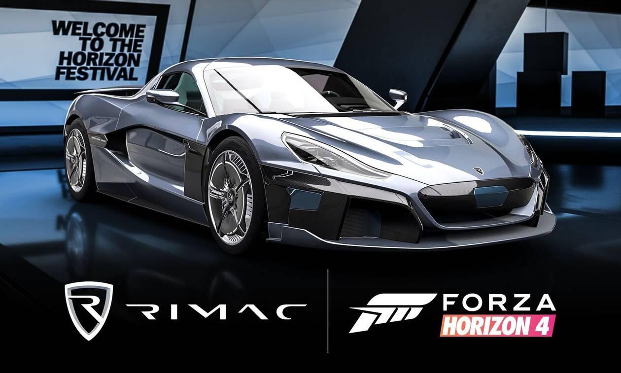 Ονειρεύεστε να οδηγήσετε ένα ηλεκτρικό υπερ-αυτοκίνητο της Rimac;
