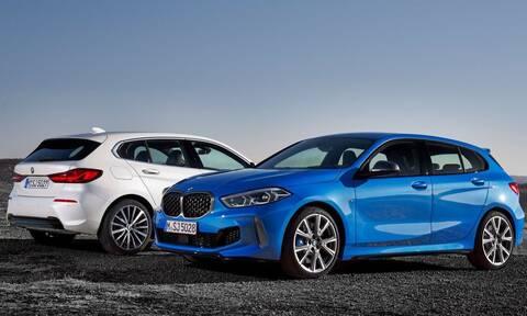 H νέα, προσθιοκίνητη BMW σειρά 1 ξεκινά από 26.125 ευρώ