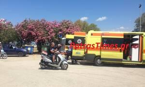 Απίστευτη τραγωδία στην Πάτρα: Πνίγηκαν δύο ηλικιωμένοι - Ο ένας πήγε να σώσει τον άλλον