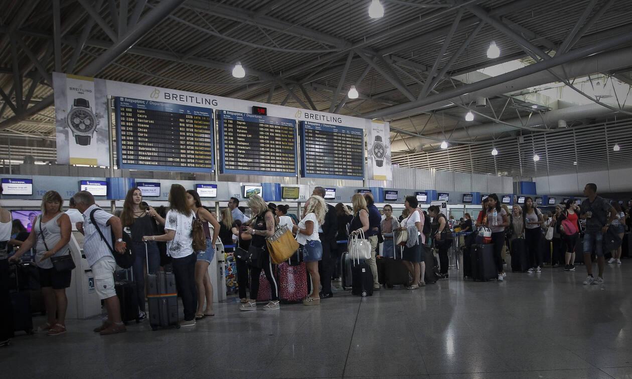 Πτήση από Βελιγράδι προς Αθήνα προσγειώθηκε στη Σούδα λόγω ισχυρής καταιγίδας