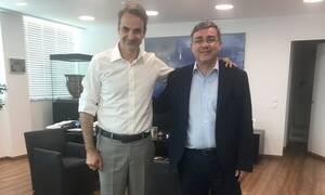 Αναπληρωτής εκπρόσωπος της Νέας Δημοκρατίας αναλαμβάνει ο Εμμανουήλ Γραφάκος