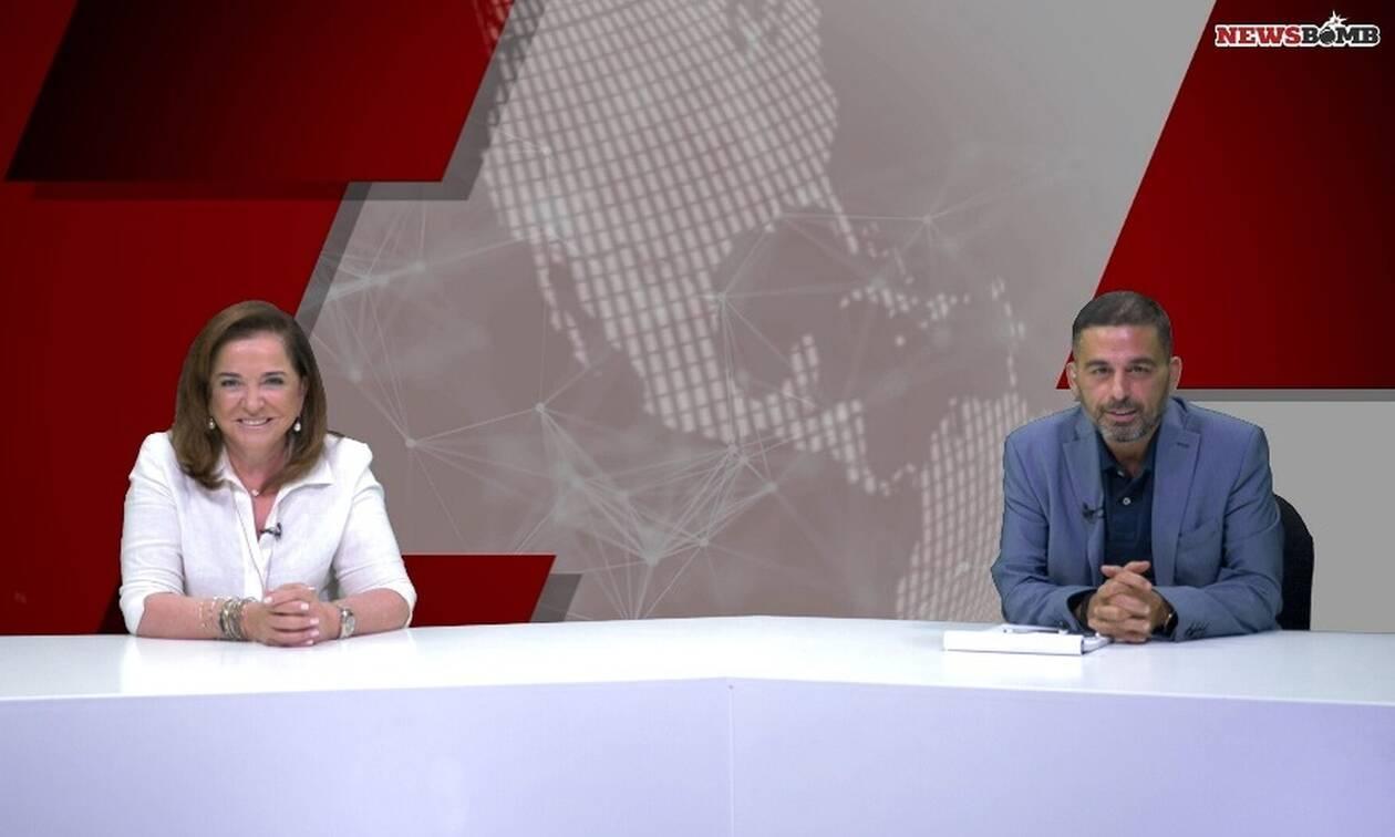 Дора Бакоянни: Греции нужна стабильность. «Новая демократия» учтет свои старые ошибки