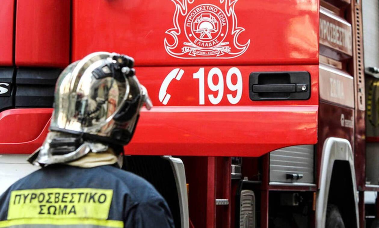 Συναγερμός στην Αργολίδα: Αυτοκίνητο έπεσε σε χαράδρα 30 μέτρων