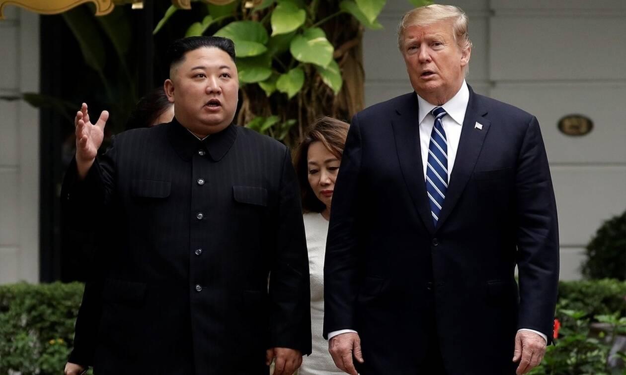 ΗΠΑ: Πιθανή μια τρίτη σύνοδος Τραμπ - Κιμ Γιονγκ Ουν